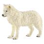 """Schleich""""Schleich 14742 - Arktischer Wolf, Tier Spielfigur"""""""