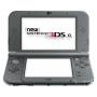 """3ds""""New Nintendo 3DS XL in Metallic schwarz [EURO-Version, Regio 2/B]"""""""
