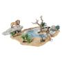 """Schleich North America""""Wild Life 42258 Wasserstelle"""""""