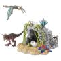 """Schleich""""Dinosaurierset Mit Höhle"""""""