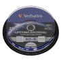"Verbatim ""Verbatim [blu Ray] 1x10 Verbatim M-disc Bd-r Bluray 25gb 4x Speed Cakebox Printable [de-version, Reg"""
