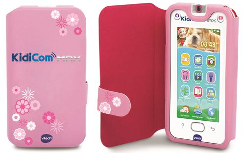 Vtech Kidicom Max Schutzhulle Pink Vtech Accessories Grooves Inc