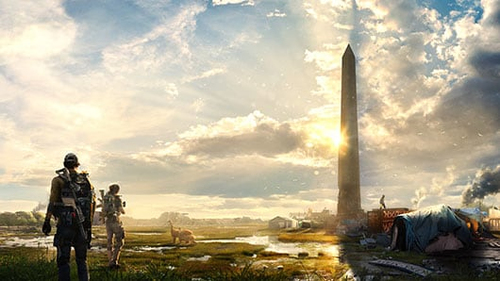 "Ps4 ""Division 2 Ps-4 At Tom Clancy [DE-Version]"""