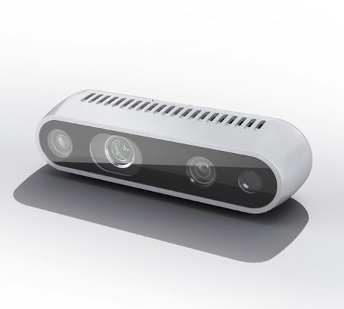 "Intel""RealSense Depth Camera D435 - Web-Kamera - 3D - Außenbereich, Innenbereich - Farbe - 1920 x 1080 - Audio - USB3.0 (82635AW"""
