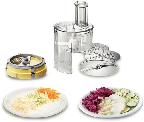 Bosch - MUM 54251 Styline Küchenmaschine weiss silber - Bosch ...