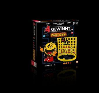 Winning Moves 10937 PAC-MAN 4 GEWINNT NEU