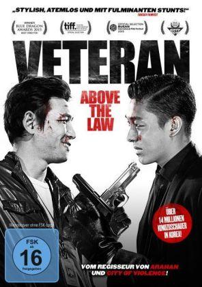Veteran-Above The Law [DE-Version, Regio 2/B]