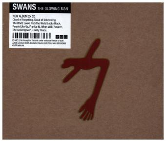 Swans The Glowing Man 2cd Mute Cd Grooves Inc
