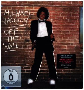 michael jackson off the wall cd dvd epic d cd grooves inc