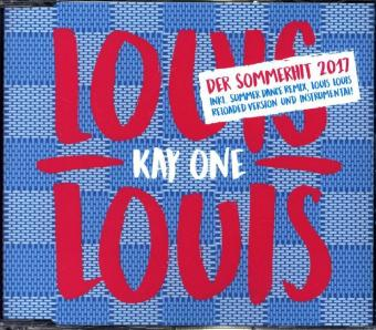 Kay One Louis Louis Prince Kay One Cd Maxi Grooves Inc