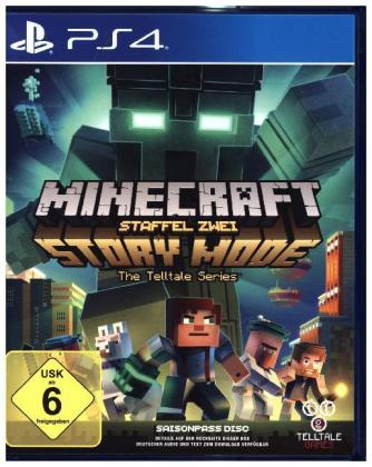 Minecraft Story Mode Season 2 Season Pass Disc Minecraft Story