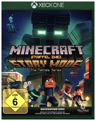 Minecraft Story Mode Season 2 Season Pass Disc Minecraft Story