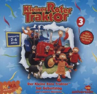 Kleiner Roter Traktor Kleiner Roter Traktor 3 Audio Geburtstag U